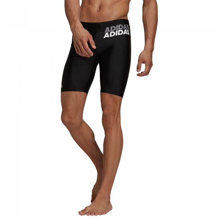 [해외]아디다스 Fit Lineage Jammer Swimsuit 6138109951 Black / White