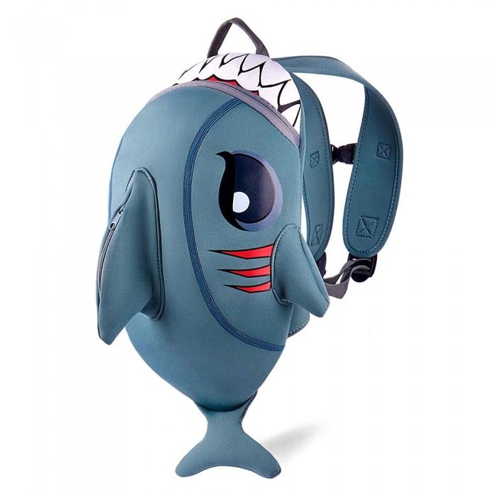 [해외]크레이지 세이프티 Shark Backpack 10137810186 Grey