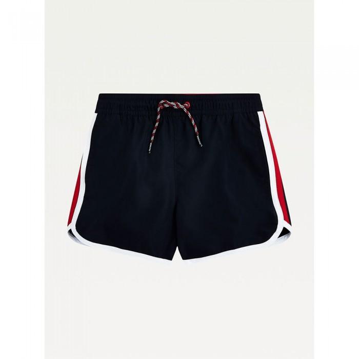 [해외]타미힐피거 언더웨어 Runner Swimming Shorts 15138136073 Desert Sky
