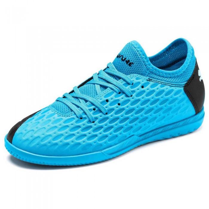 [해외]푸마 Future 5.4 IT Football Boots 15137355913 Luminous Blue / Nrgy Blue / Puma Black / Pink Alert