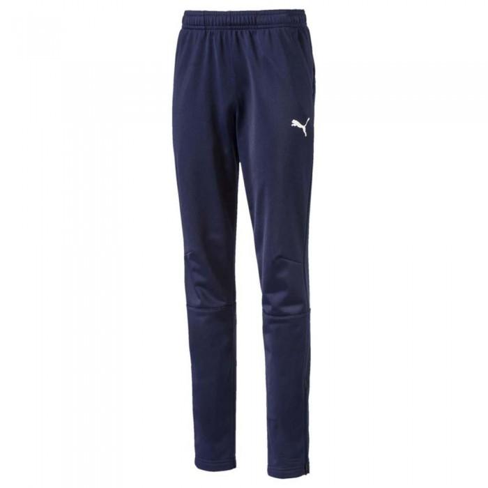 [해외]푸마 Liga Training Long Pants 15136737201 Peacoat / Silver