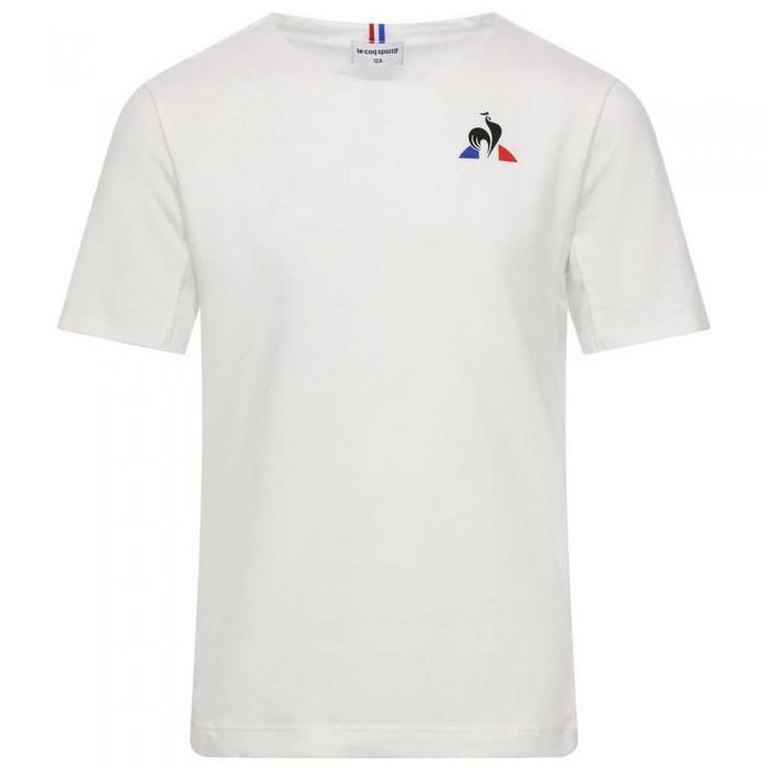 [해외]르꼬끄 Tennis Nº1 Short Sleeve T-Shirt 15137441917 New Optical White