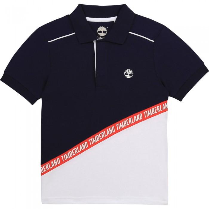 [해외]팀버랜드 Short Sleeve Polo Shirt 15138003144 Blue