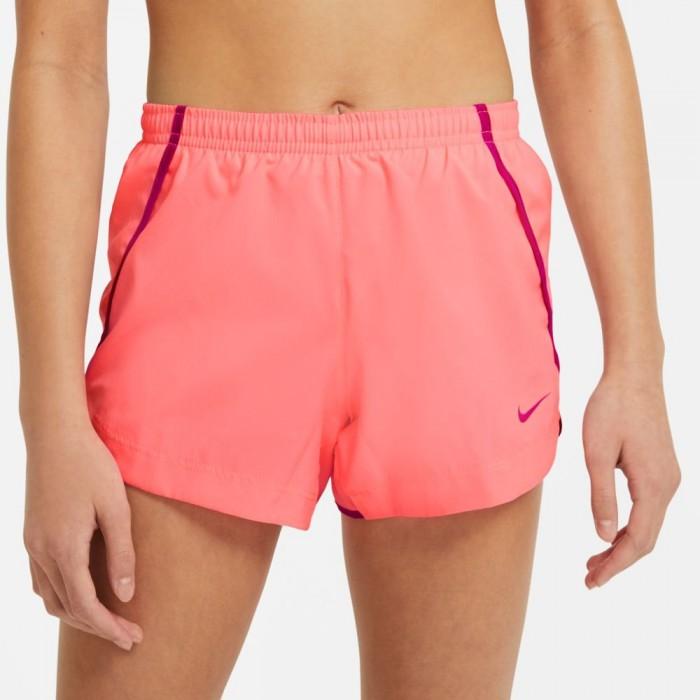 [해외]나이키 Dri Fit Sprinter Short Pants 15138030049 Sunset Pulse / Fireberry / Fireberry