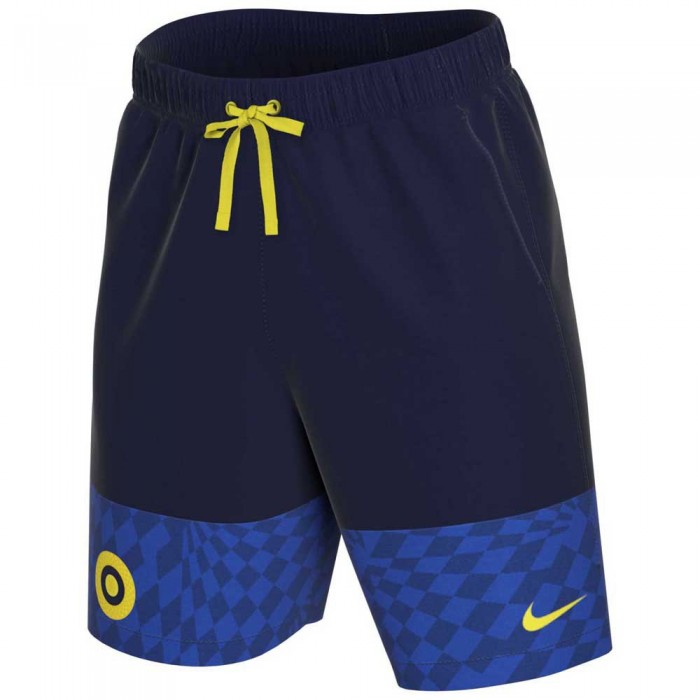 [해외]나이키 Chelsea FC Woven 21/22 15138029492 Blue Void / Blue Void / Opti Yellow