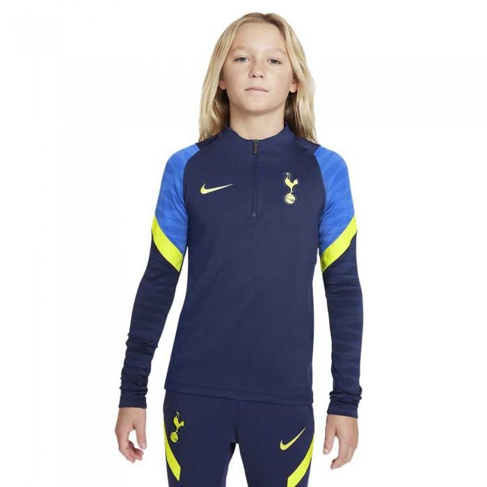 [해외]나이키 Tottenham Hotspur Strike Drill 21/22 Junior 15138030337 Binary Blue / Signal Blue / Venom Green