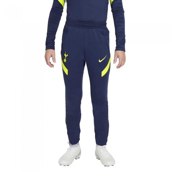 [해외]나이키 Tottenham Hotspur Strike 21/22 Junior 15138030417 Binary Blue / Venom Green