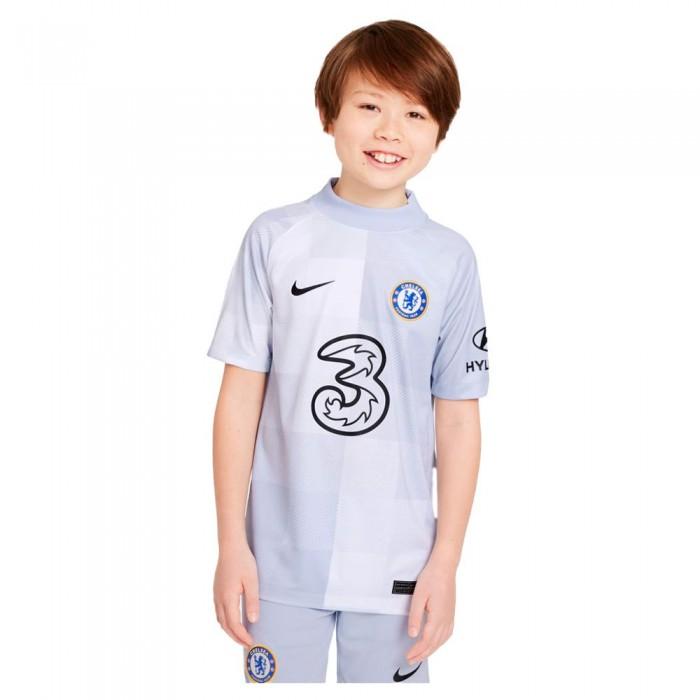 [해외]나이키 Chelsea FC Stadium Goalkeeper 21/22 Junior 15138030763 Ghost / Ghost / Black