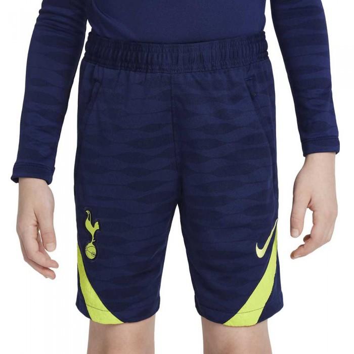 [해외]나이키 Tottenham Hotspur Strike 21/22 Junior 15138031311 Binary Blue / Venom Green