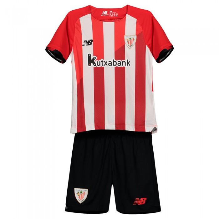 [해외]뉴발란스 Athletic Club Bilbao 21/22 Home Junior Kit 15138121816 Red / White