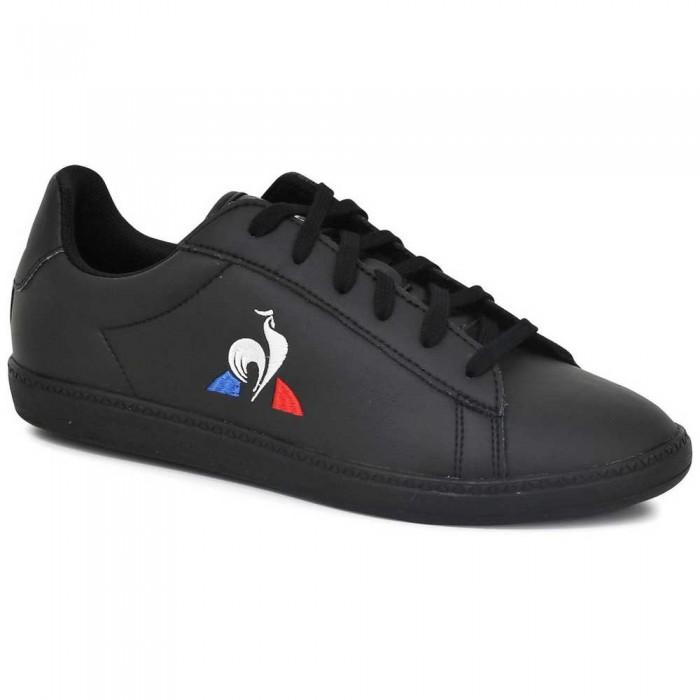 [해외]르꼬끄 Courtset GS Trainers 15137442516 Triple Black