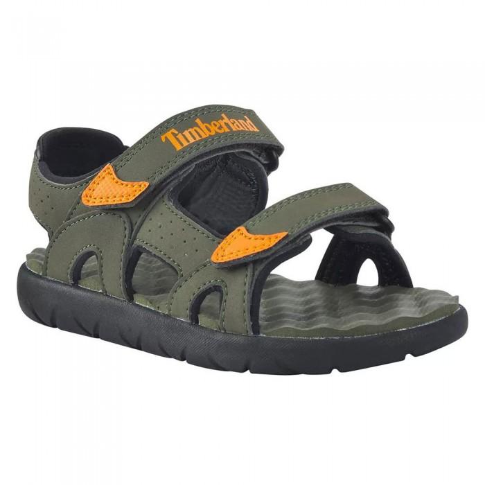 [해외]팀버랜드 Perkins Row 2 Strap Sandals 15137508031 Grape Leaf