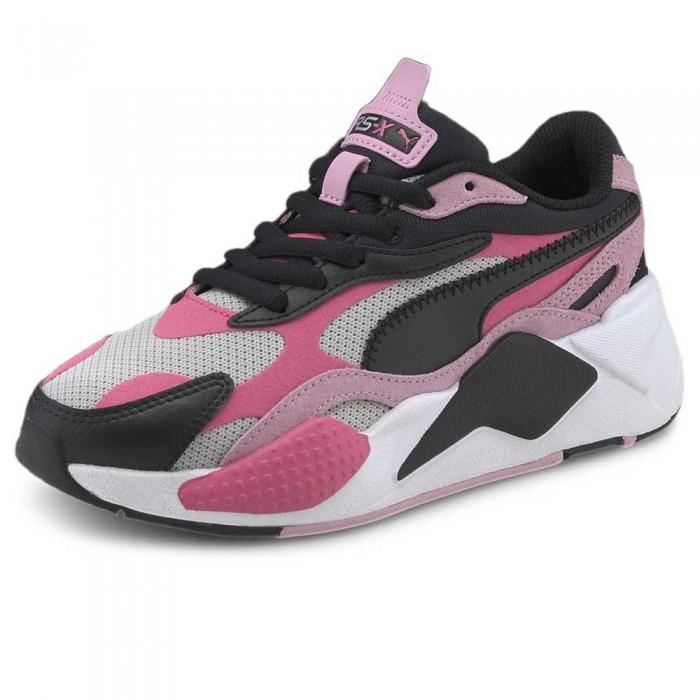 [해외]푸마 RS-X³ Bright Trainers 15137609849 Glowing Pink / Pale Pink / Puma Black