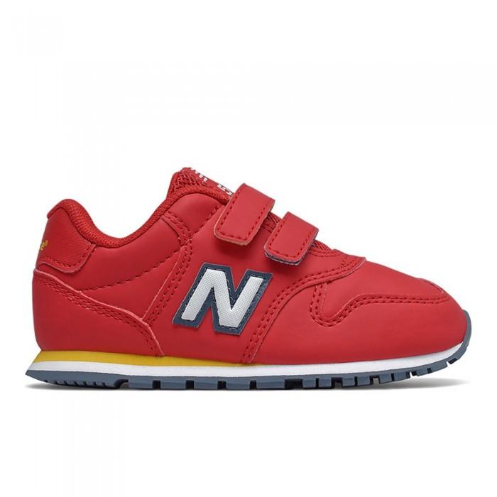 [해외]뉴발란스 500 Infant Trainers 15137614705 Classic Red