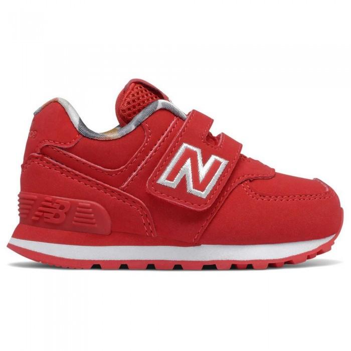 [해외]뉴발란스 574 Infant Trainers 15137614717 Red