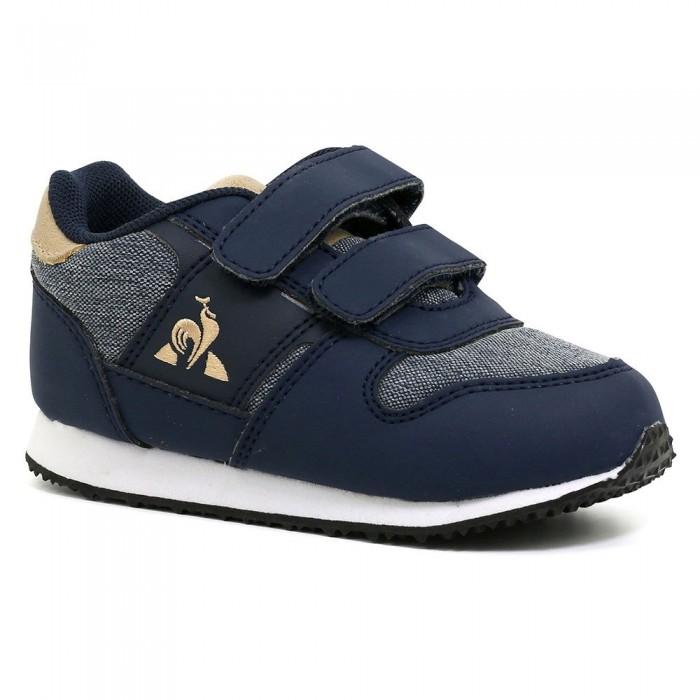 [해외]르꼬끄 Jazy Classic Infant Trainers 15137624333 Dress Blue / Tan
