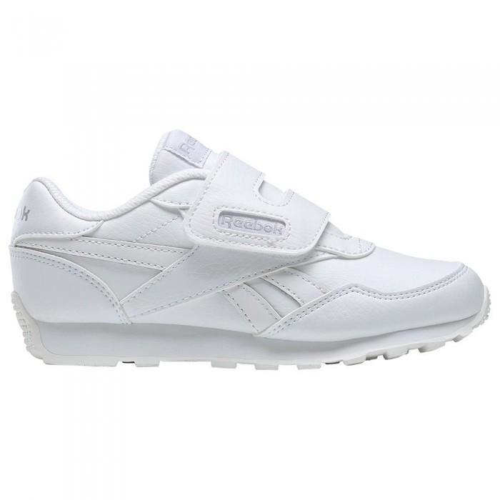 [해외]리복 Royal Rewind Run Trainers 15138117537 White / White