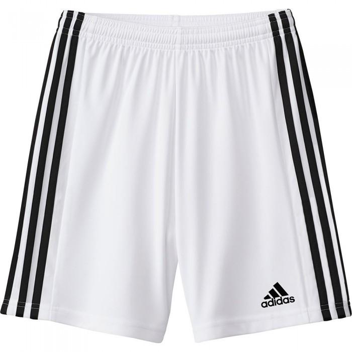 [해외]아디다스 Squadra 21 Short Pants 15137899693 White / Black