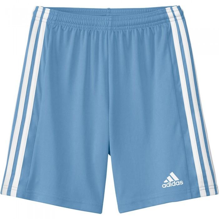 [해외]아디다스 Squadra 21 Short Pants 15137899726 Team Light Blue / White