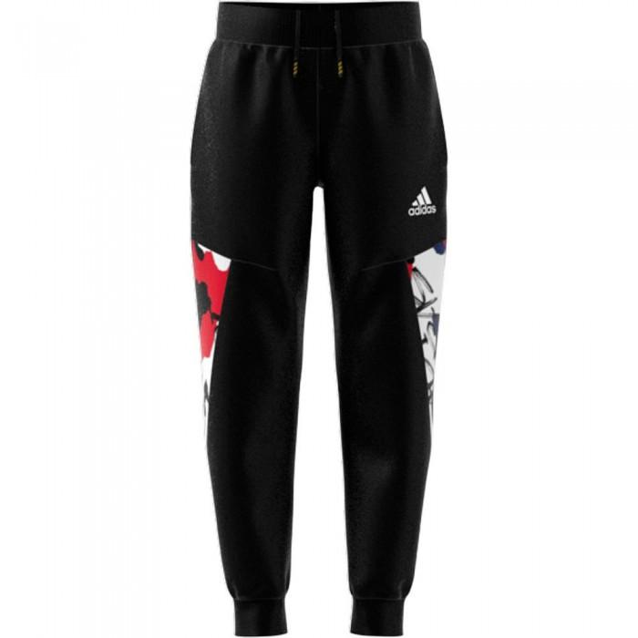 [해외]아디다스 LB Fleece Pants 15138110219 Black