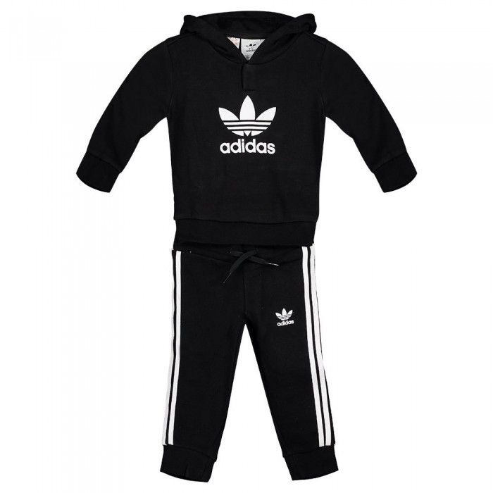 [해외]아디다스 ORIGINALS Track Suit 15138115289 Black / White