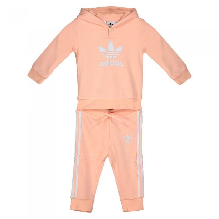 [해외]아디다스 ORIGINALS Track Suit 15138115291 Haze Coral / White