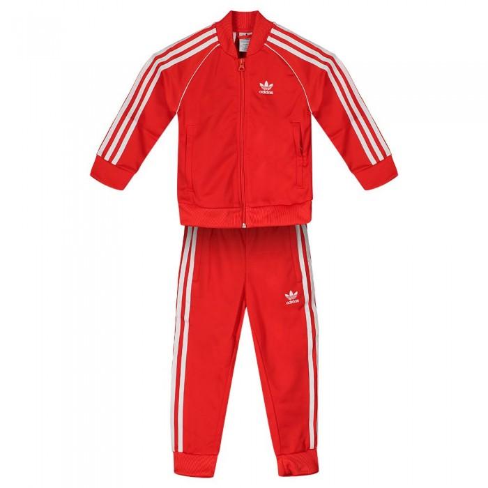 [해외]아디다스 ORIGINALS Track Suit 15138115313 Red / White