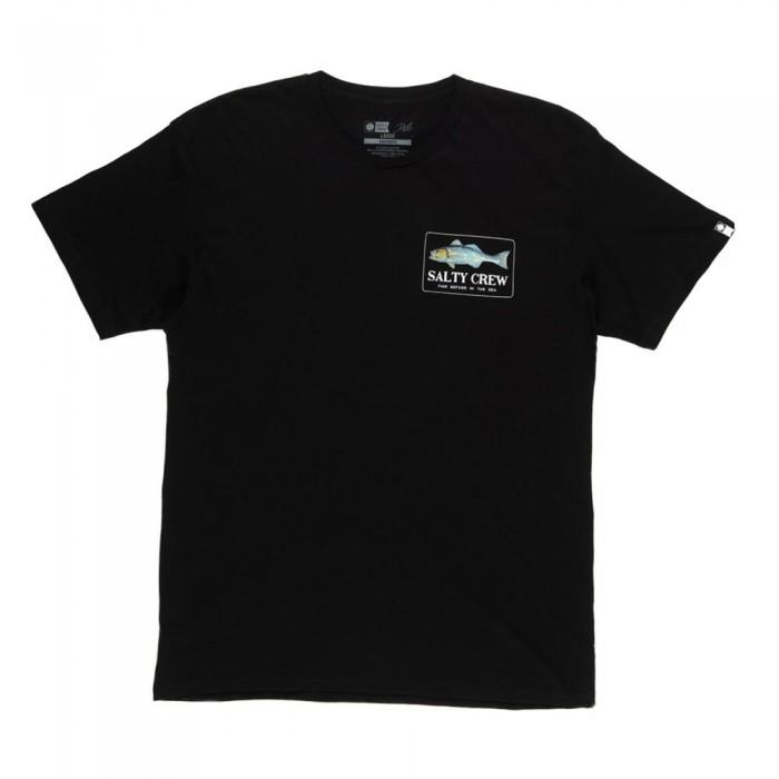 [해외]SALTY CREW Branzino Premium Short Sleeve T-Shirt 8137691703 Black