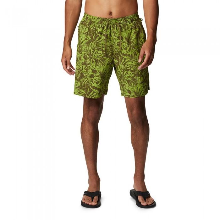[해외]컬럼비아 Summerdry Short Pants 8137898207 Matcha Toucanical