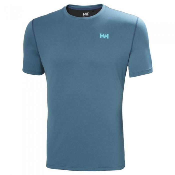 [해외]헬리한센 Lifa Active Solen Short Sleeve T-Shirt 8137943085 North Teal Blue