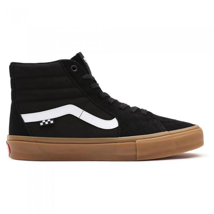 [해외]반스 Skate SK8-Hi Trainers 14137883107 Black / Gum