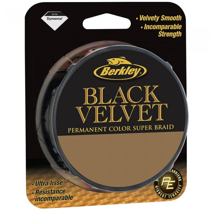 [해외]BERKLEY Black Velvet 300 m 8136816096 Black