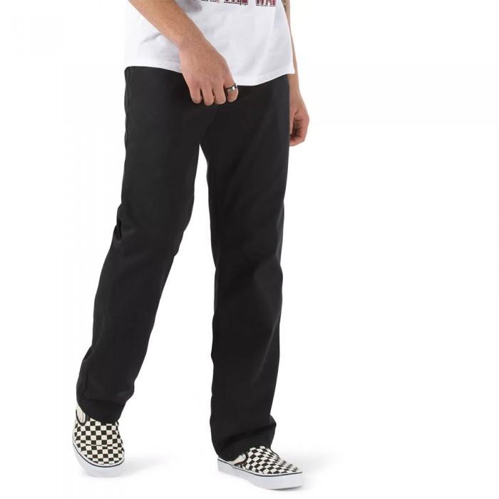 [해외]반스 Authentic Relaxed Chino Pants 14138128661 Black