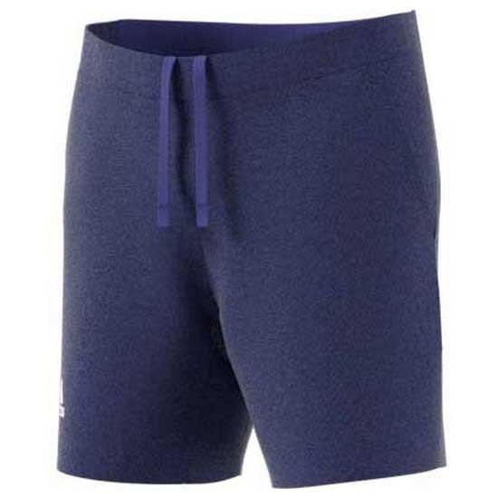 [해외]아디다스 BADMINTON Ergo Primeblue 7´´ Short Pants 12137841211 Semi Night Flash / Black