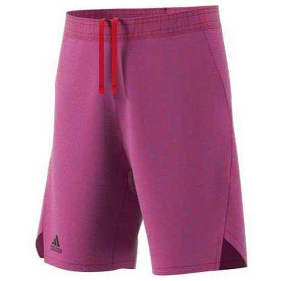 [해외]아디다스 BADMINTON Primeblue Short Pants 12137841300 Semi Night Flash / Scarlet