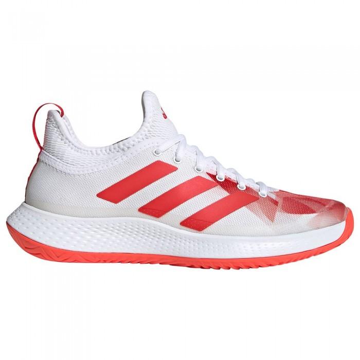 [해외]아디다스 Defiant Generation Shoes 12138104801 Ftwr White / Red / Red 1