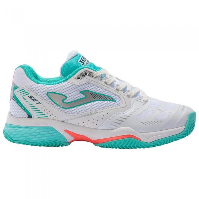 [해외]조마 Set Clay Shoes 12138180565 White / Green