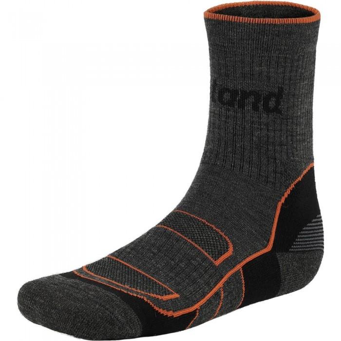 [해외]SEELAND Forest Socks 5138197359 Grey / Black