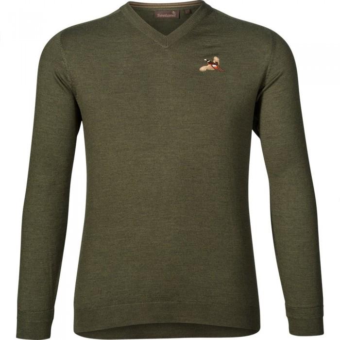 [해외]SEELAND Woodcock Sweatshirt 5138197379 Classic Green