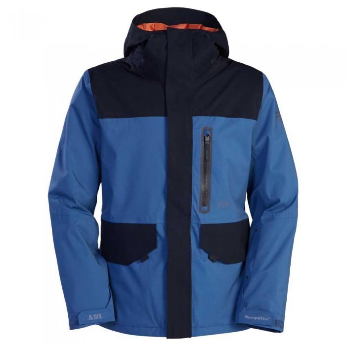 [해외]빌라봉 Delta Stx Jacket 5138199238 Antique Blue