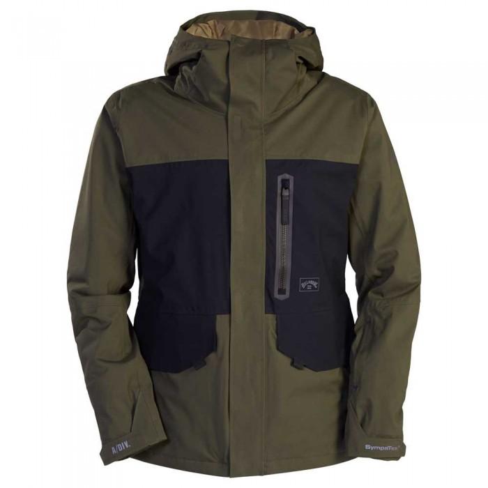 [해외]빌라봉 Delta Stx Jacket 5138199240 Dark Forest