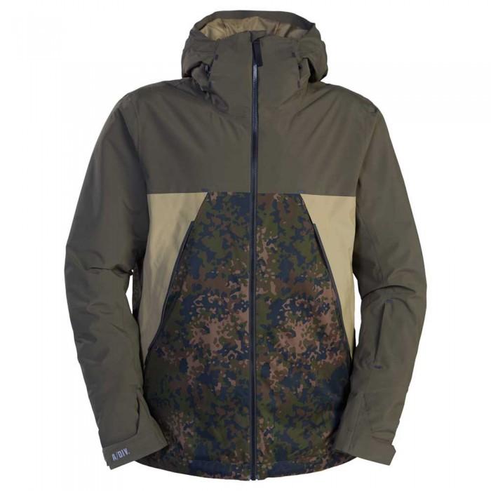 [해외]빌라봉 Expedition Jacket 5138199252 Camo