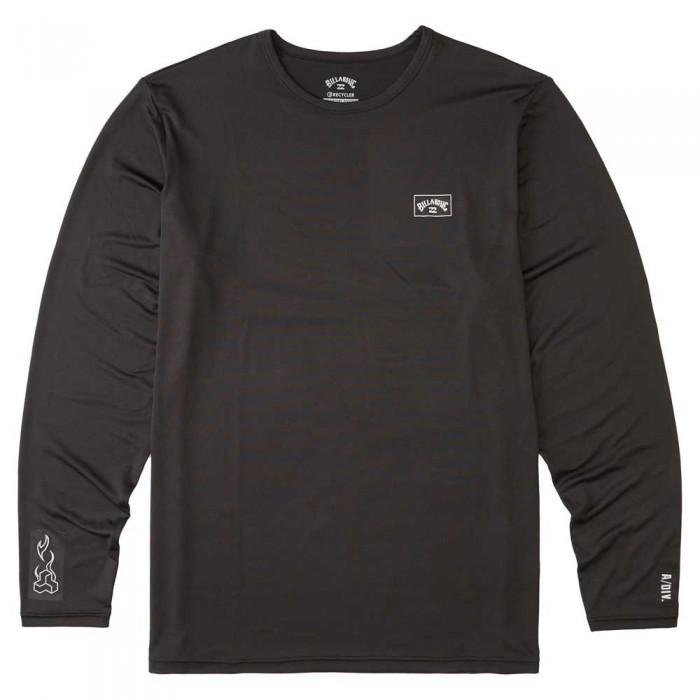 [해외]빌라봉 Operator Graphene Long Sleeve T-Shirt 5138199278 Black