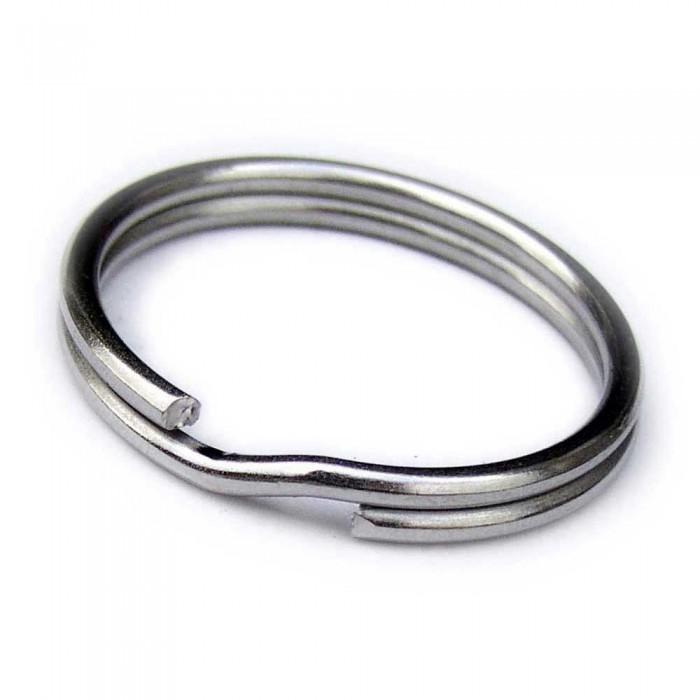 [해외]크레시 Inox Ring Round 105384 Silver