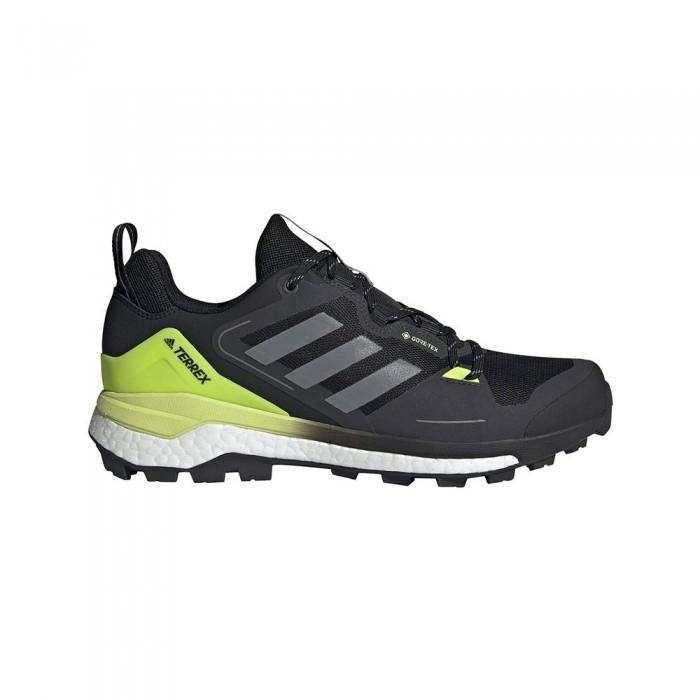 [해외]아디다스 테렉스 Skychaser 2 Goretex Trail Running Shoes 6137892125 Core Black / Grey Three / Solar Yellow