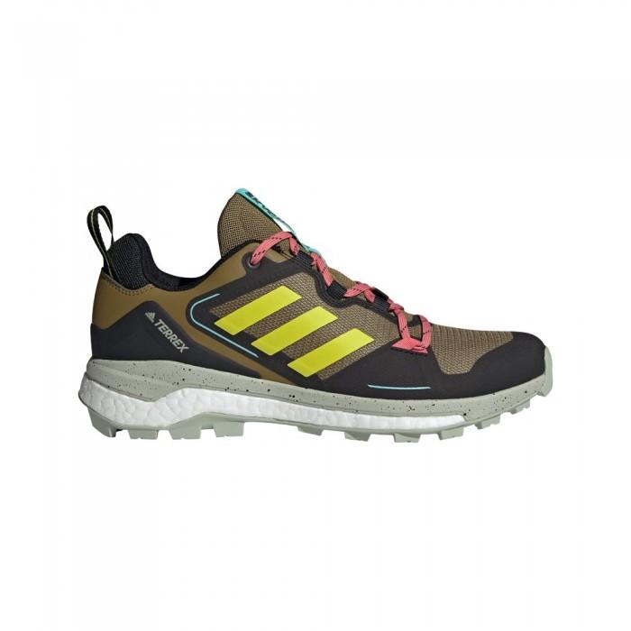 [해외]아디다스 테렉스 Skychaser 2 Trail Running Shoes 6137892229 Wild Moss / Acid Yellow / Acid Mint