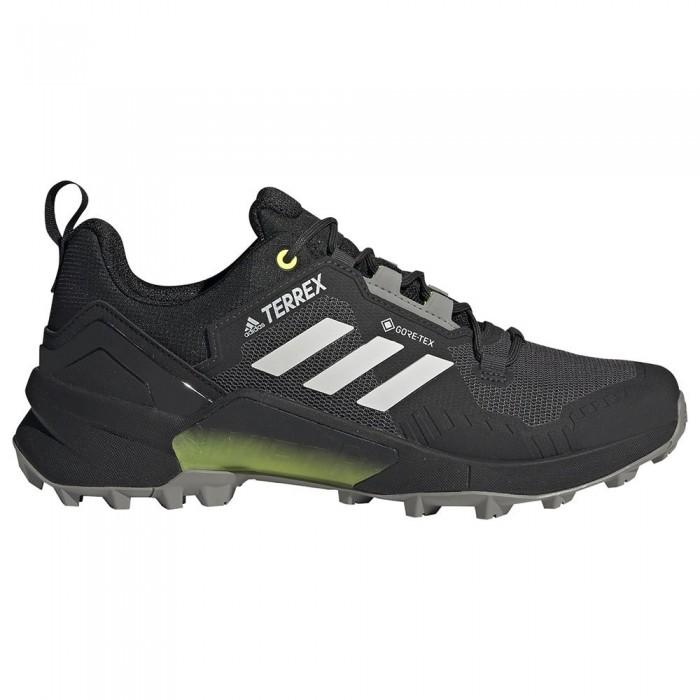 [해외]아디다스 테렉스 Swift R3 Goretex Trail Running Shoes 6137892312 Core Black / Grey One / Solar Yellow