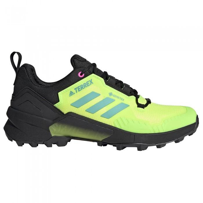 [해외]아디다스 테렉스 Swift R3 Goretex Trail Running Shoes 6137892313 Signal Green / Acid Mint / Solar Yellow