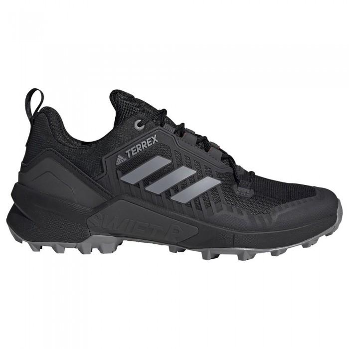 [해외]아디다스 테렉스 Swift R3 Trail Running Shoes 6137892314 Core Black / Grey Three / Solar Red