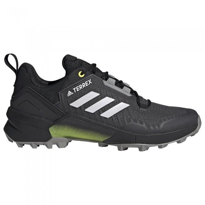 [해외]아디다스 테렉스 Swift R3 Trail Running Shoes 6137892315 Core Black / Grey One / Solar Yellow